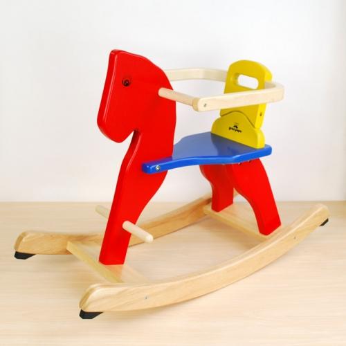 サークル付き木馬