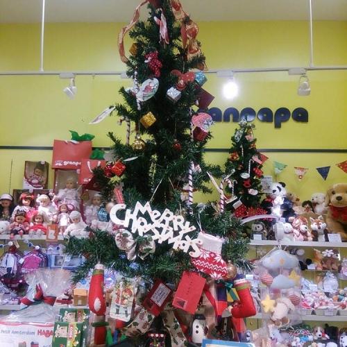 横浜店のクリスマス